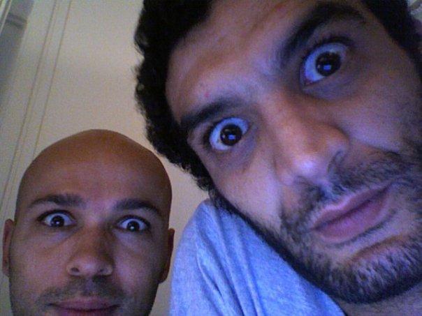 Eric et Ramzy te regardent